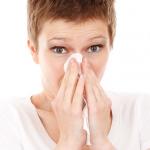 6 cure rapide per il raffreddore